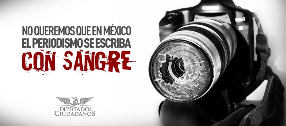 Mxico Escenario Rojo Para Ejercer El Periodismo Lderes De Opinin
